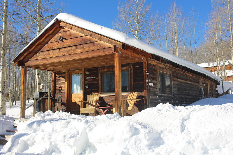 Columbine cabins for new years 2016