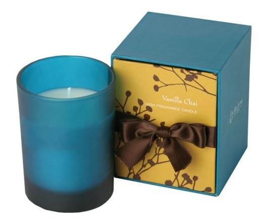 Vanilla Chai Fine Fragrance Jar