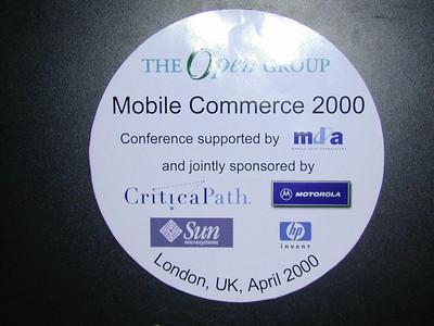 London - April 2000