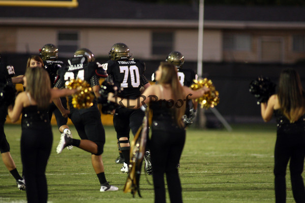 Cleburne HS vs Joshua Home Coming Oct 4, 2013