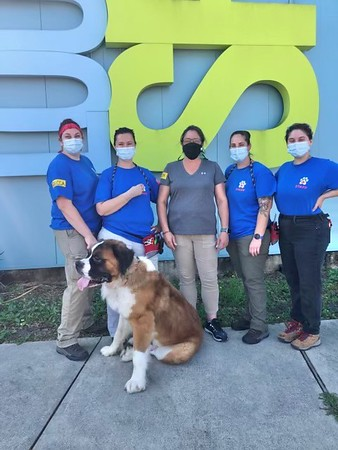 CT Humane New Orleans group 0913