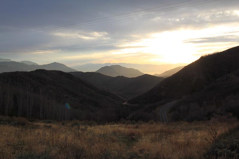 20161112-07 Emigration Canyon, sunset.JPG