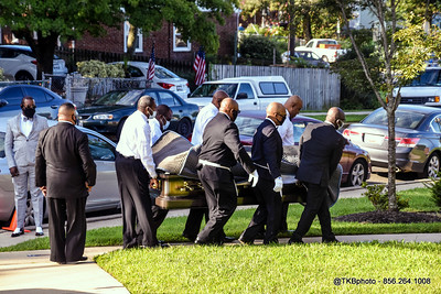 Homegoing Services - Henry Anthony Sekou Clements, III