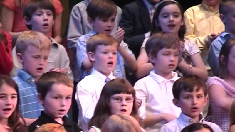 Choir - Spring - 2nd Grade.mp4