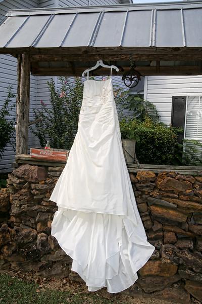 Johnson/ McAfee wedding