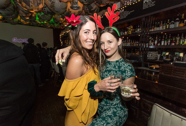 Urbn Leaf holiday party