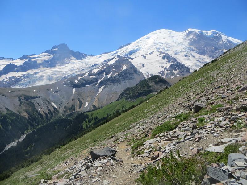 Burroughs Mountain Climb