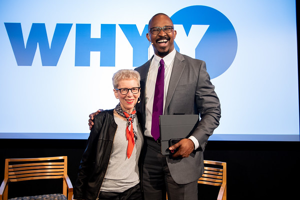 Joshua Johnson and Terry Gross in Conversation
