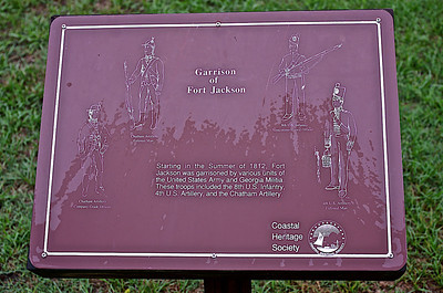 Fort Jackson (Savannah, GA)