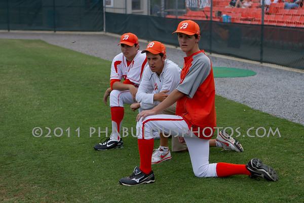 Varsity Baseball JK - 2011