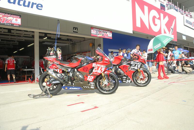 Suzuka 8 Hours 2014 - Race