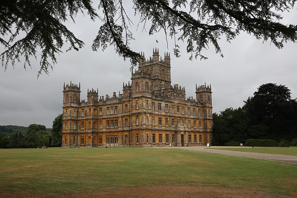London, England & Downton Abbey