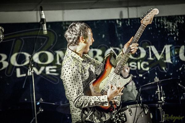 Laurence Jones - UK Blues Challenge