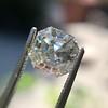 3.30ct Vintage Asscher Cit Diamond GIA J VS1 37