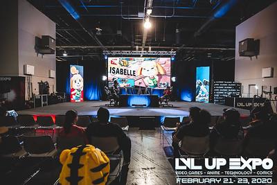 LVL UP EXPO 2020 (2/21/2020 - 2/23/2020)