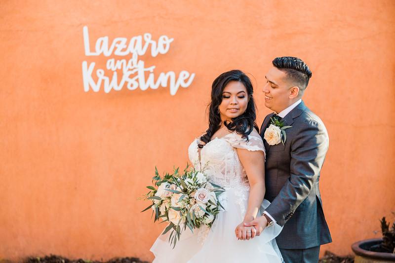 Kristine & Lazaro