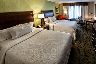 Hilton Garden Inn/Hampton Inn