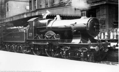 GWR 4100 Flower Class 4-4-0