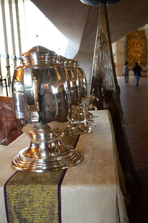 Chrism Mass 4/10/14  Archbishop Salvatore Cordileone St. Mary's Cathedral, San Francisco
