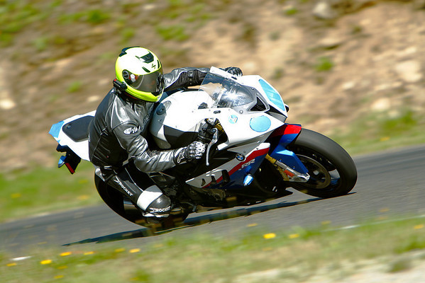 BMW S1000RR - White