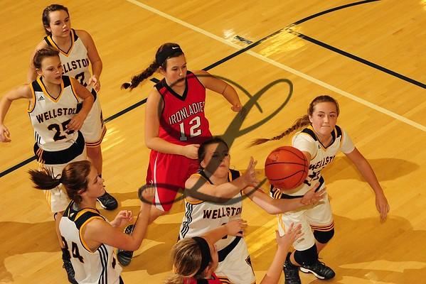 Basketball (G) JHS&WHS 2016-17