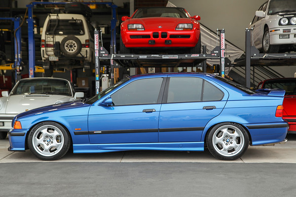 1997 BMW M3/4/5 Estoril / Modena