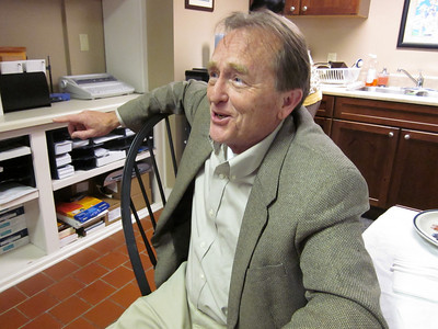 President David Snell