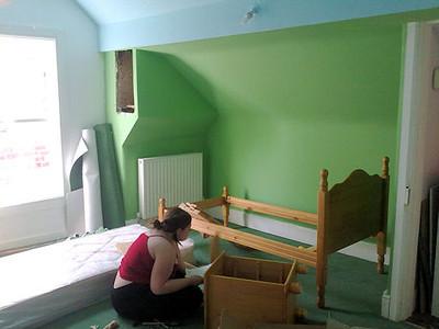 James bedroom