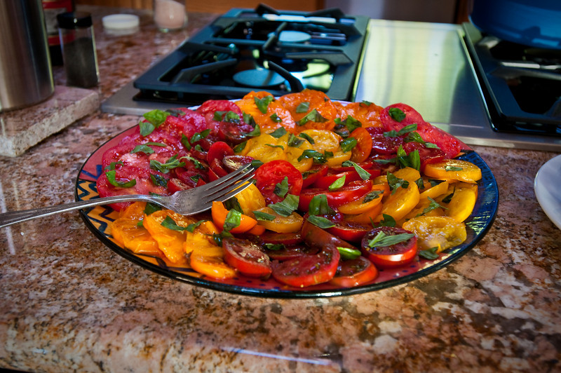 Rosh Hashana Dinner (2009-09-18)