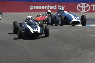 2006 Monterey Historics Group 3A 1951-1963 Formula Jr. & Formula 3 Cars