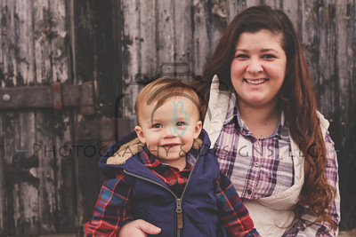 Maggie and Garrett | Mommy & Me