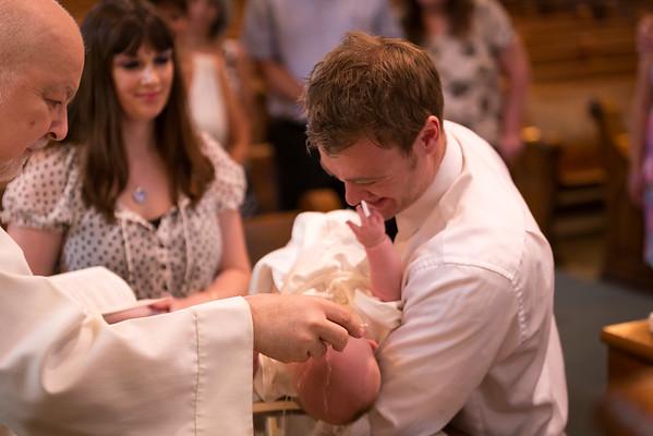 Jayla's Baptism