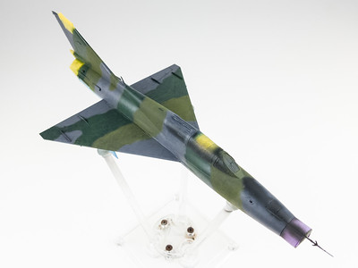 1/48 Trumpeter MiG-21UM Mongol - Croatia