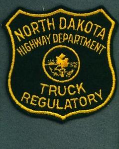 North Dakota Highway Department