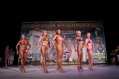 2012 INBA World Natural Figure Finals