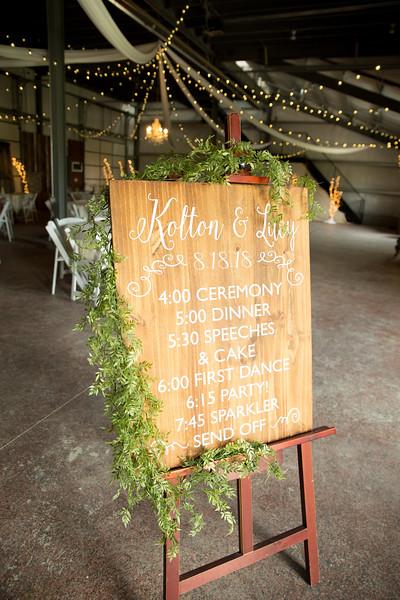 K+L Wedding