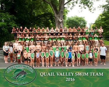 QV Marlins Team Photo 2016