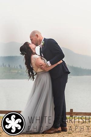 Lake Dillon Wedding - Jessica and Kalin