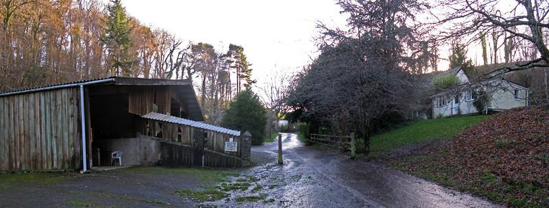 Dartmoor Christmas 2013