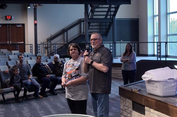 2018 April Urish Baptisms