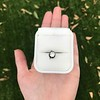 1.14ct Late Victorian Old Mine/Antique Cushion Cut Collet Component 10