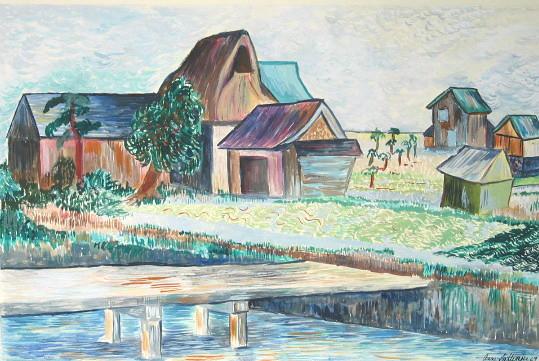 Project in art School 1969