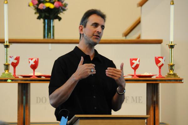 September 21st, 2013 Worship Service