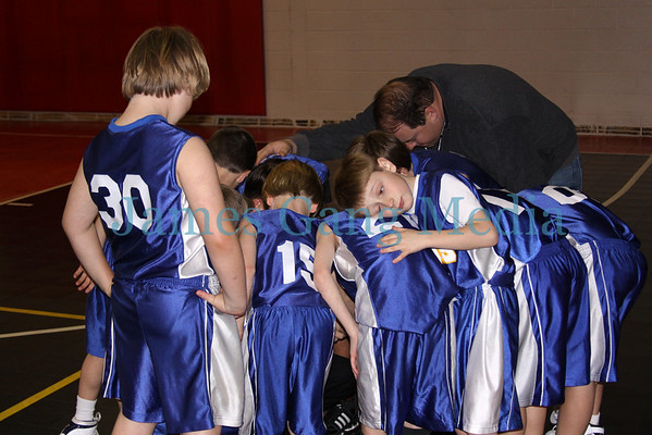 8yo Bobcats Tournament Game - February 22, 2011