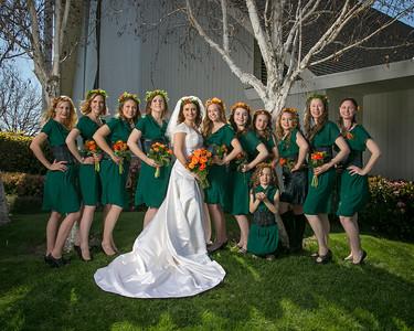 Randy & Sonja Wedding 3-15-14