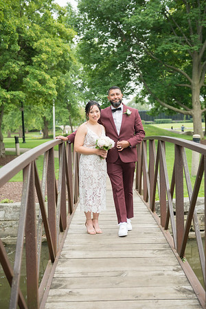 Stephanie and Cesar Wedding