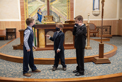 Boys First Communion