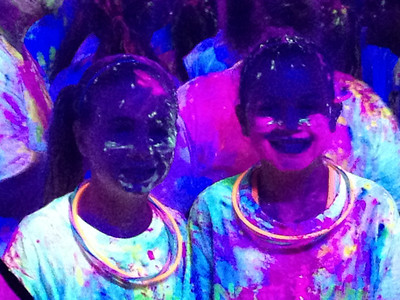 Glow Run, Water Fun (Sept. 21-28)