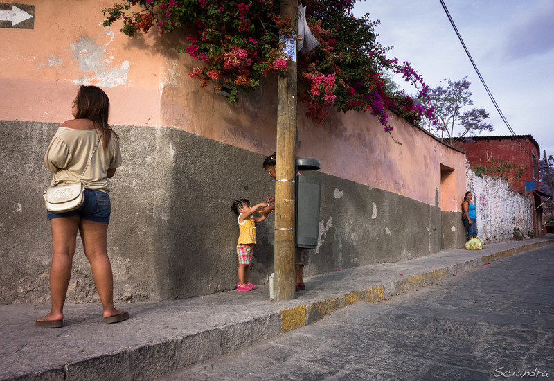 Street: Color