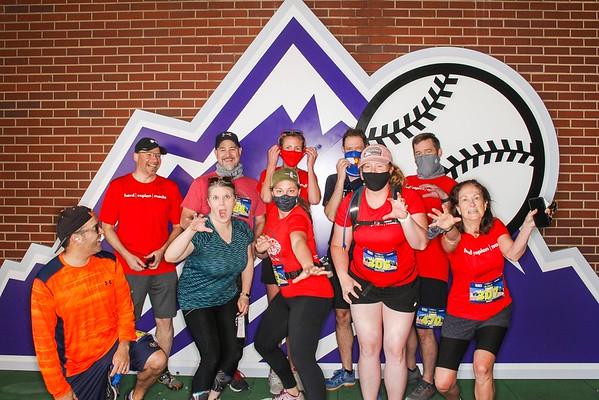 American Lung Association Team Photos
